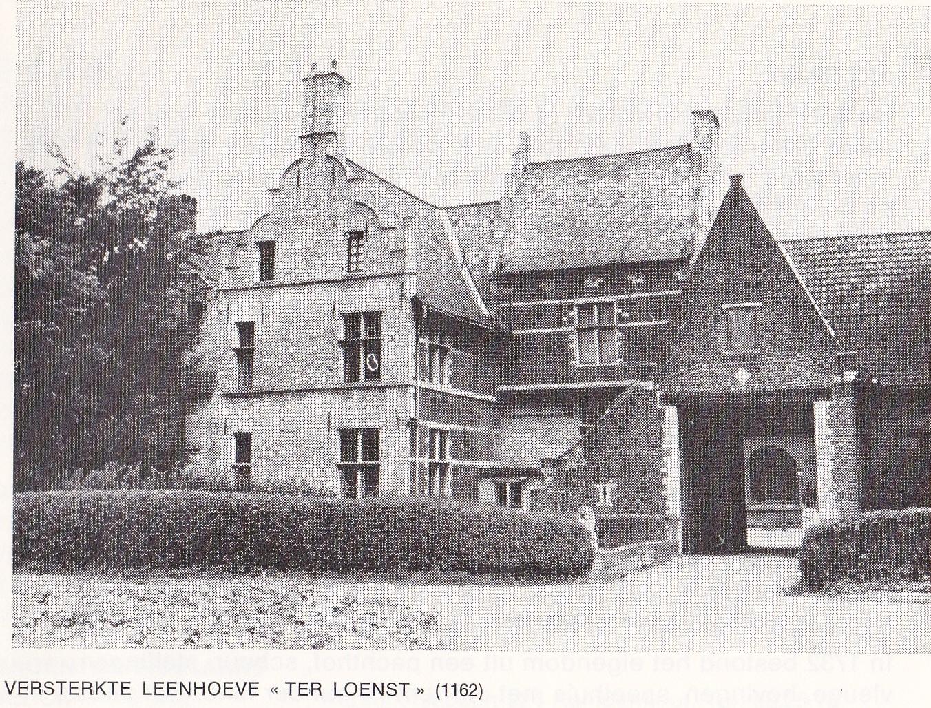 R kasteel Ter Loonst